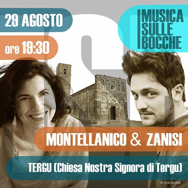 Ada Montellanico e Enrico Zanisi | Tergu