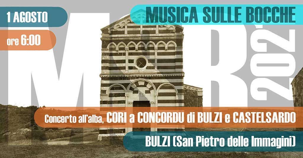 Cori a cuncordu di Bulzi e Castelsardo - Concerto all'alba | Bulzi