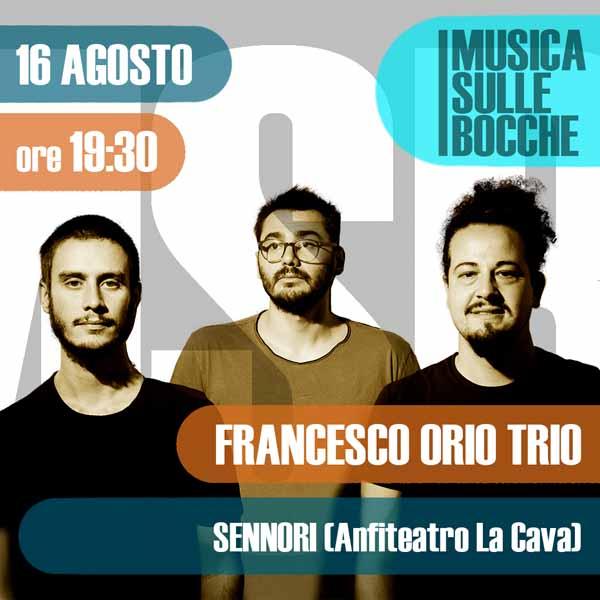 Francesco Orio Trio | Sennori