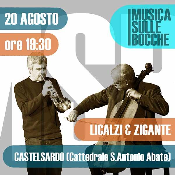 Giorgio Li Calzi e Manuel Zigante | Castelsardo