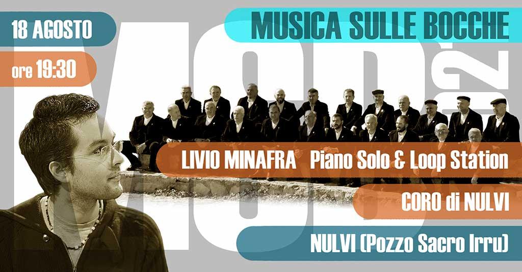 Livio Minafra e Coro di Nulvi | Nulvi