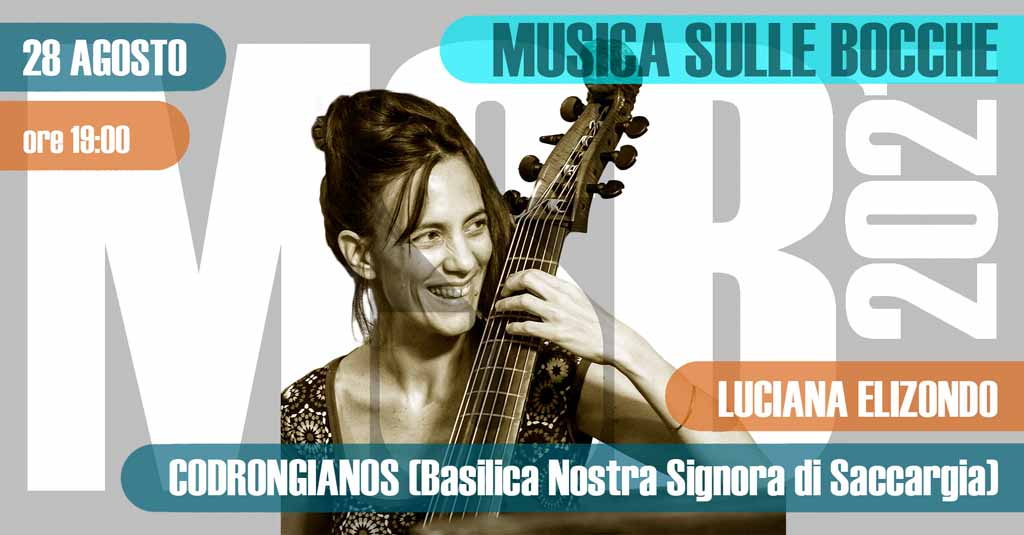 Luciana Elizondo | Codrongianos