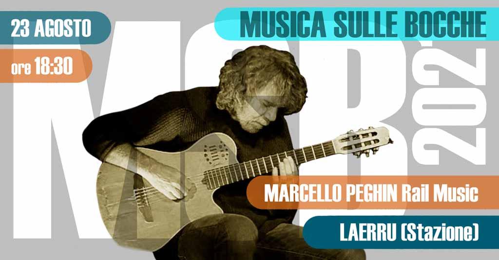 Marcello Peghin | Rail Music | Laerru