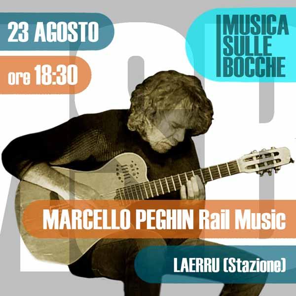 MARCELLO PEGHIN – Rail Music