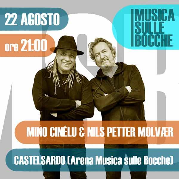 Mino Cinélu & Nils Petter Molvaer | Castelsardo