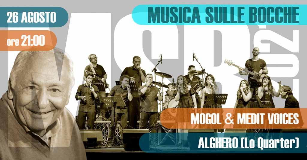 Mogol e Medit Voices | Alghero