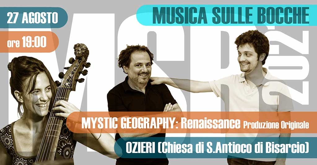 Mystic Geography - Renaissance   Ozieri