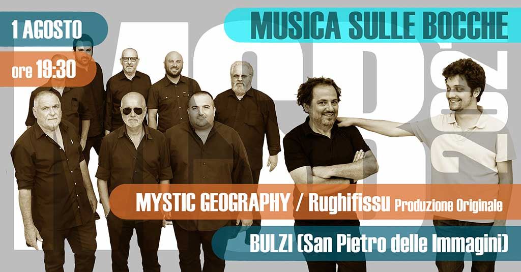 Mystic Geography | Rughifissu | Bulzi