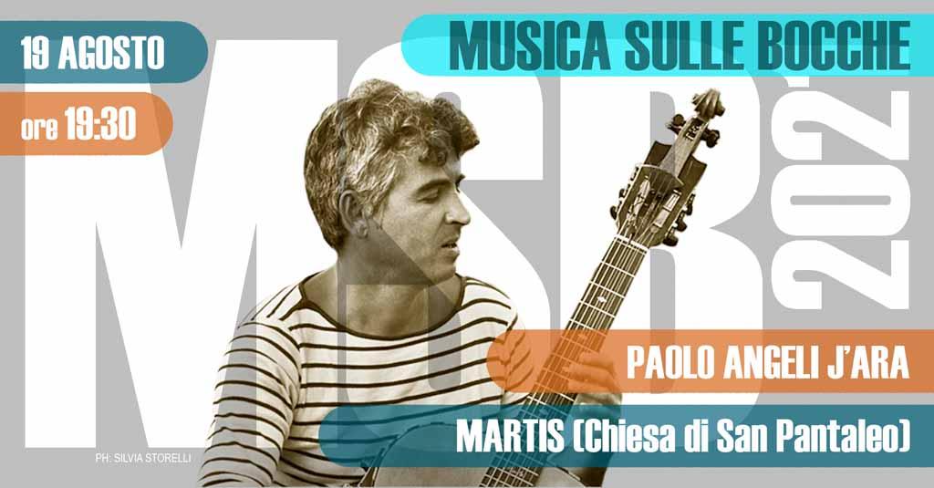 Paolo Angeli | Martis