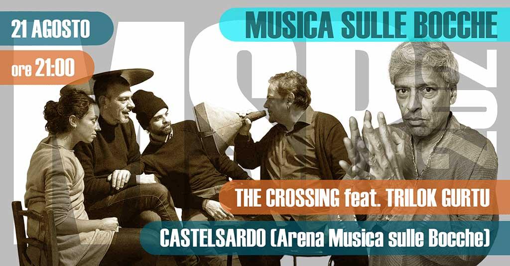 The Crossing featuring Trilok Gurtu   Castelsardo