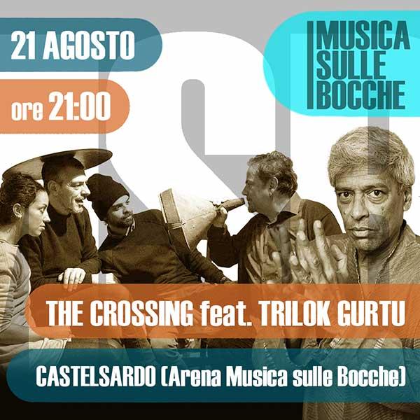 The Crossing featuring Trilok Gurtu | Castelsardo
